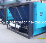 big screw type air chiller RCMC-A
